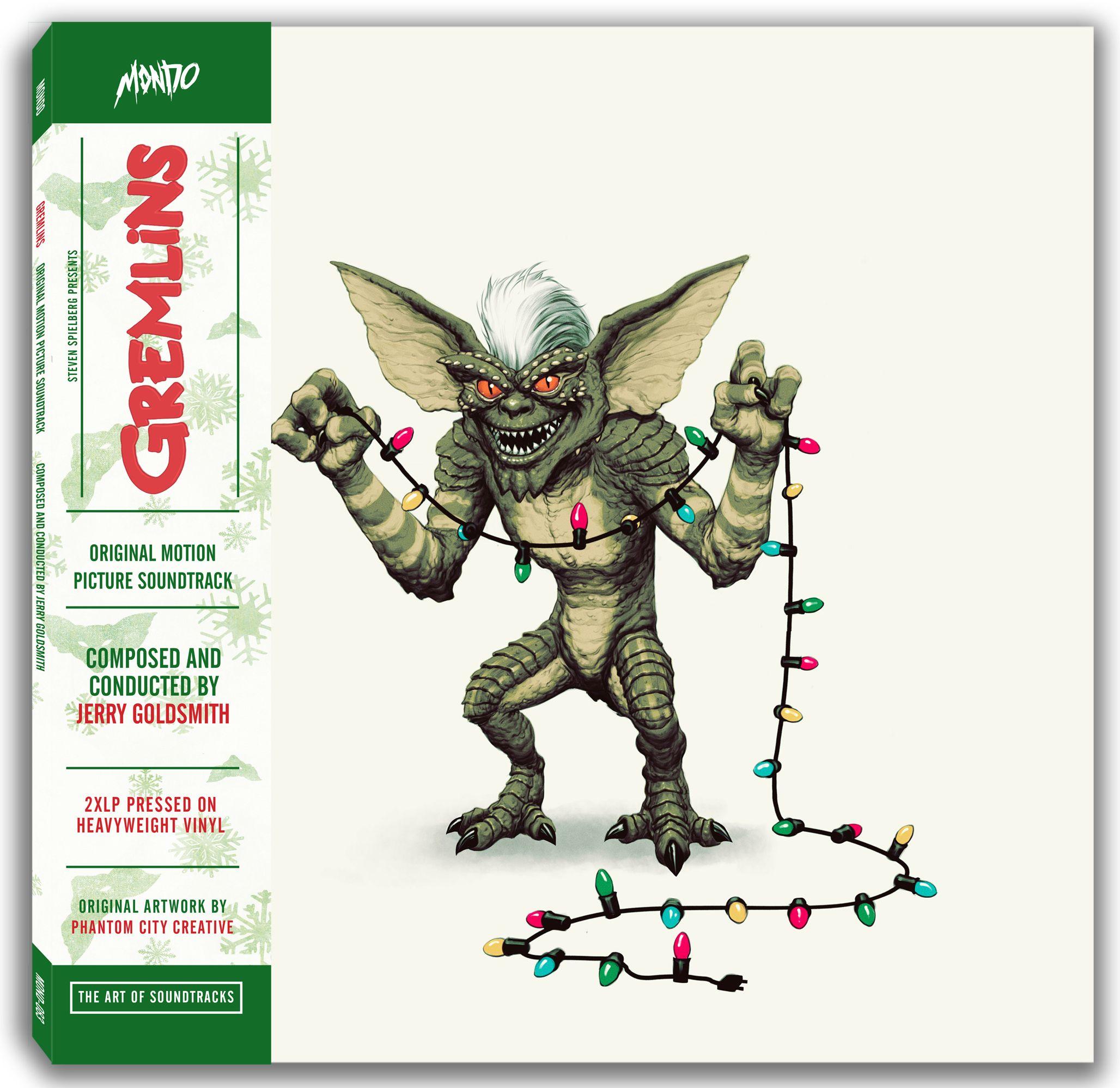 Gremlins (Mondo)   music   Pinterest   Gremlins, Soundtrack and ...