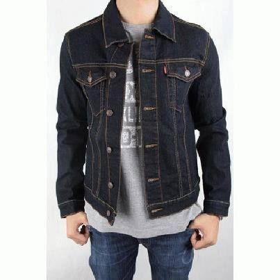 Classic ! Jaket jeans keren ini bisa kamu miliki hanya dengan Rp160.000 saja :)  SMS/Whatsapp ke 089689533123 PIN 24CFF39C