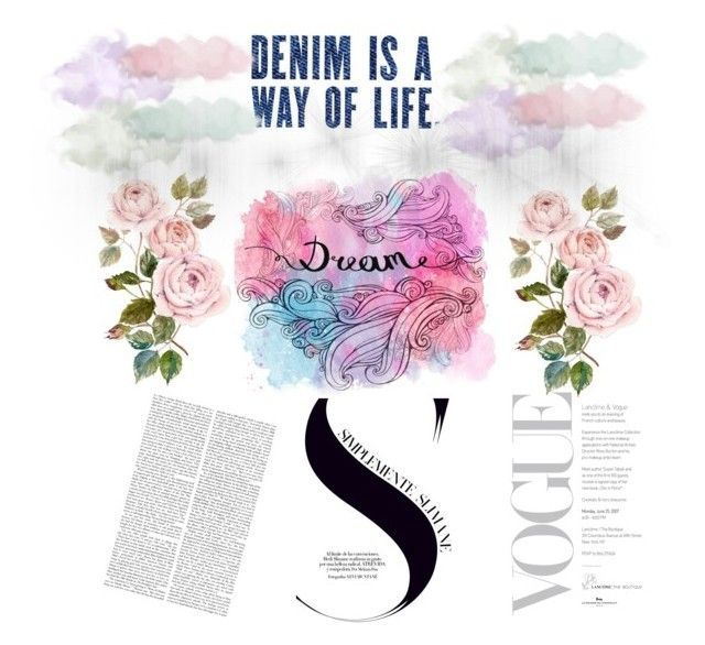 """""""if you dare to dream, you'll get it one day"""" by lim-qiqi on Polyvore"""