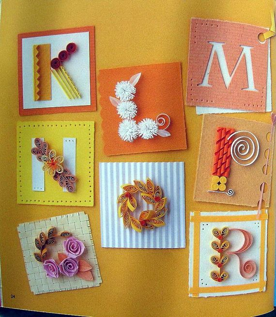 Paper Quilling Pattern PDF Japanese ebook | Paper quilling ...