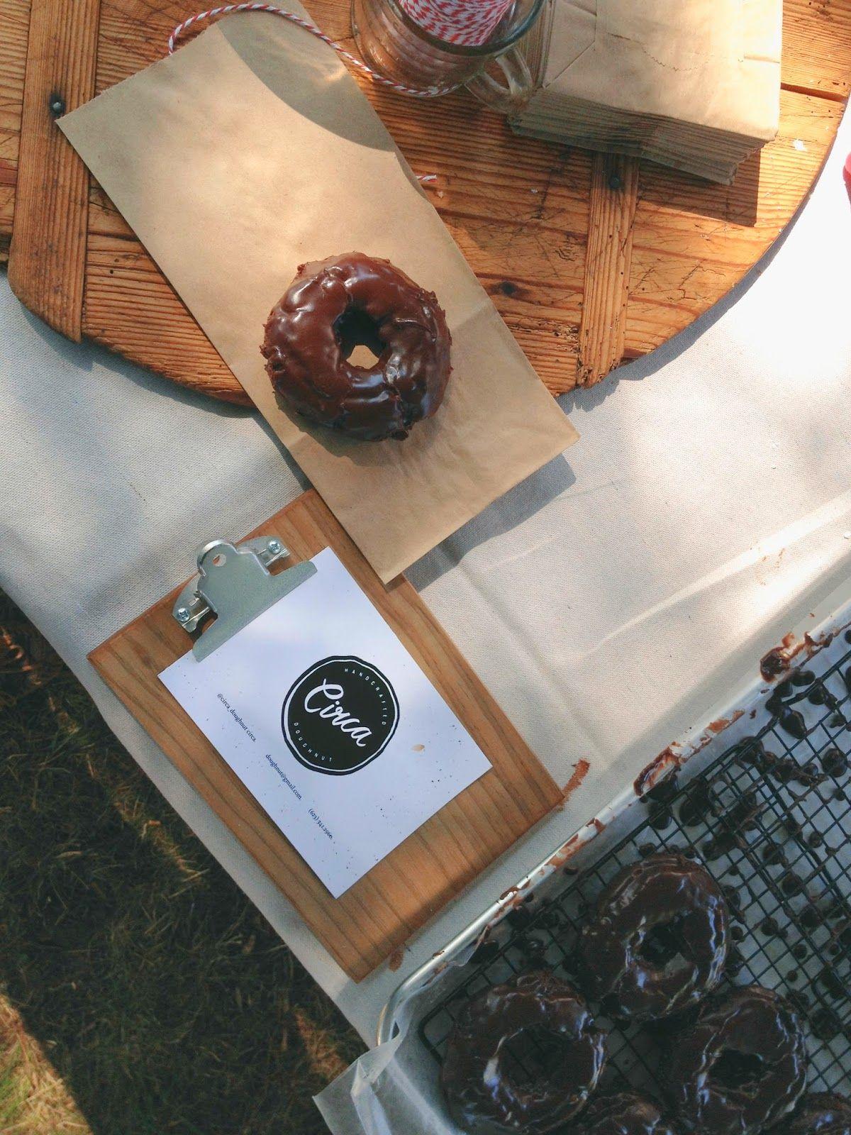 Circa doughnuts in greenville sc via truly unruly