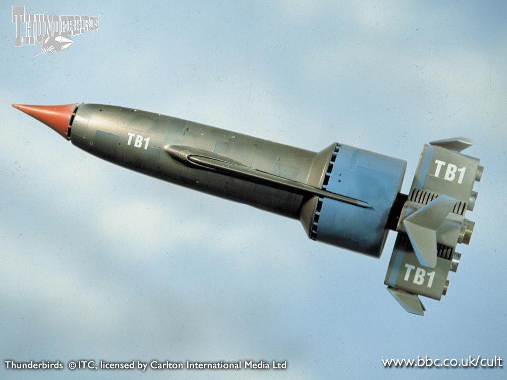 Thunderbird One サンダーバード, Sf映画, 特撮ヒーロー