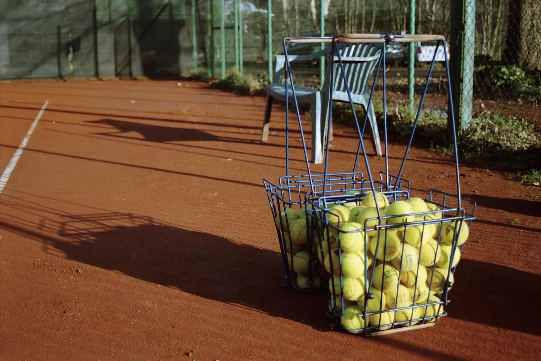 Tennis balls tennis camp kids tennis event