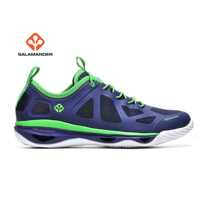 SALAMANDER Men s Outdoor Hiking Trekking Shoes Sneakers For Men Sports Aqua  Water Climbing Mountain Shoes Sneakers 40658a700e1b