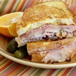 Monte Cristo Sandwich with Bacon #montecristosandwich Monte Cristo Sandwich with Bacon - Allrecipes.com #montecristosandwich