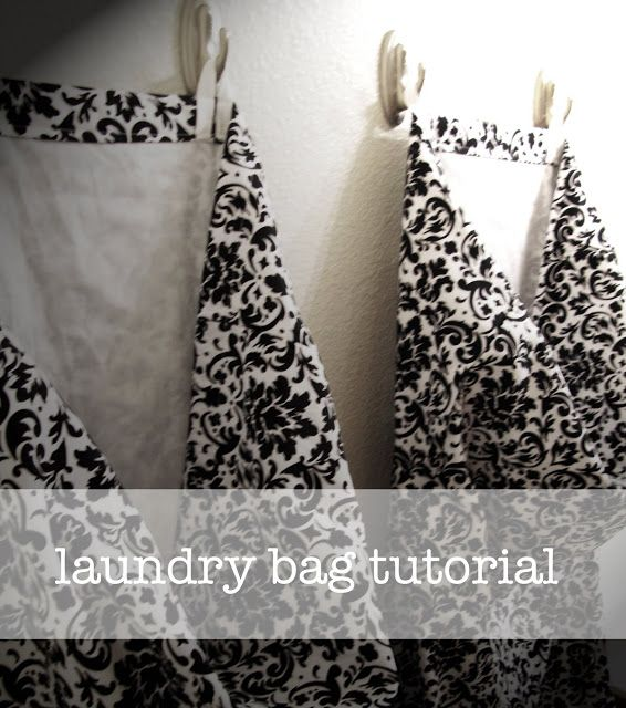 Making Laundry Beautiful With Images Hanging Laundry Bag Bags