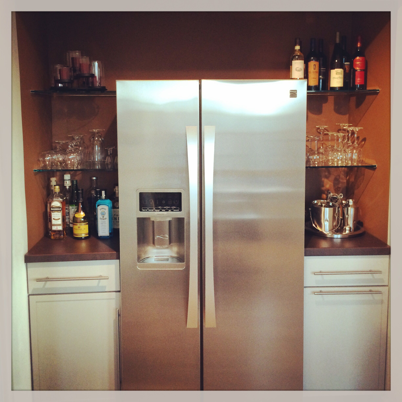 Kenmore Elite (appliances), Dekton Countertop (Keranium), Martha Stewart ( Cabinets