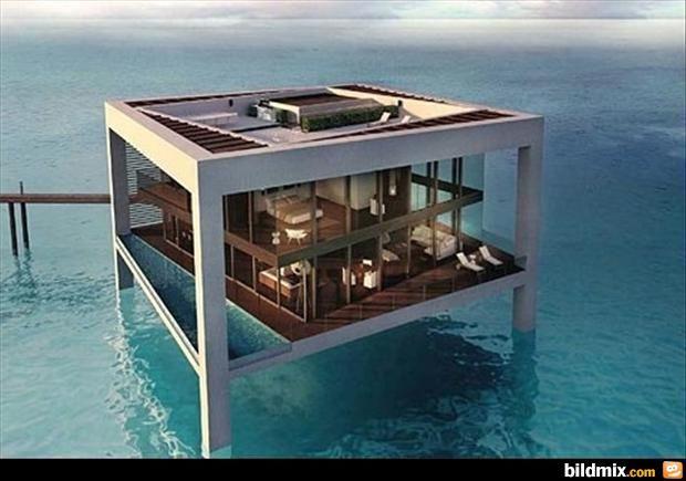 Außergewöhnliche Häuser / Täglich neue