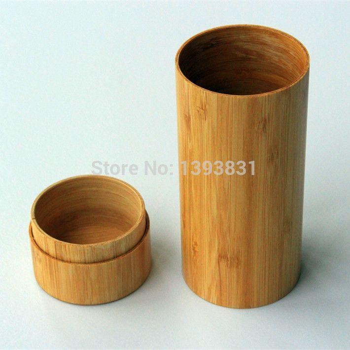 Bamboo Packaging Manualidades