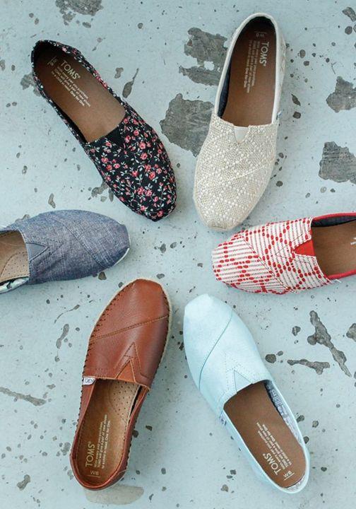 Classic Alpargatas   Toms shoes, Toms