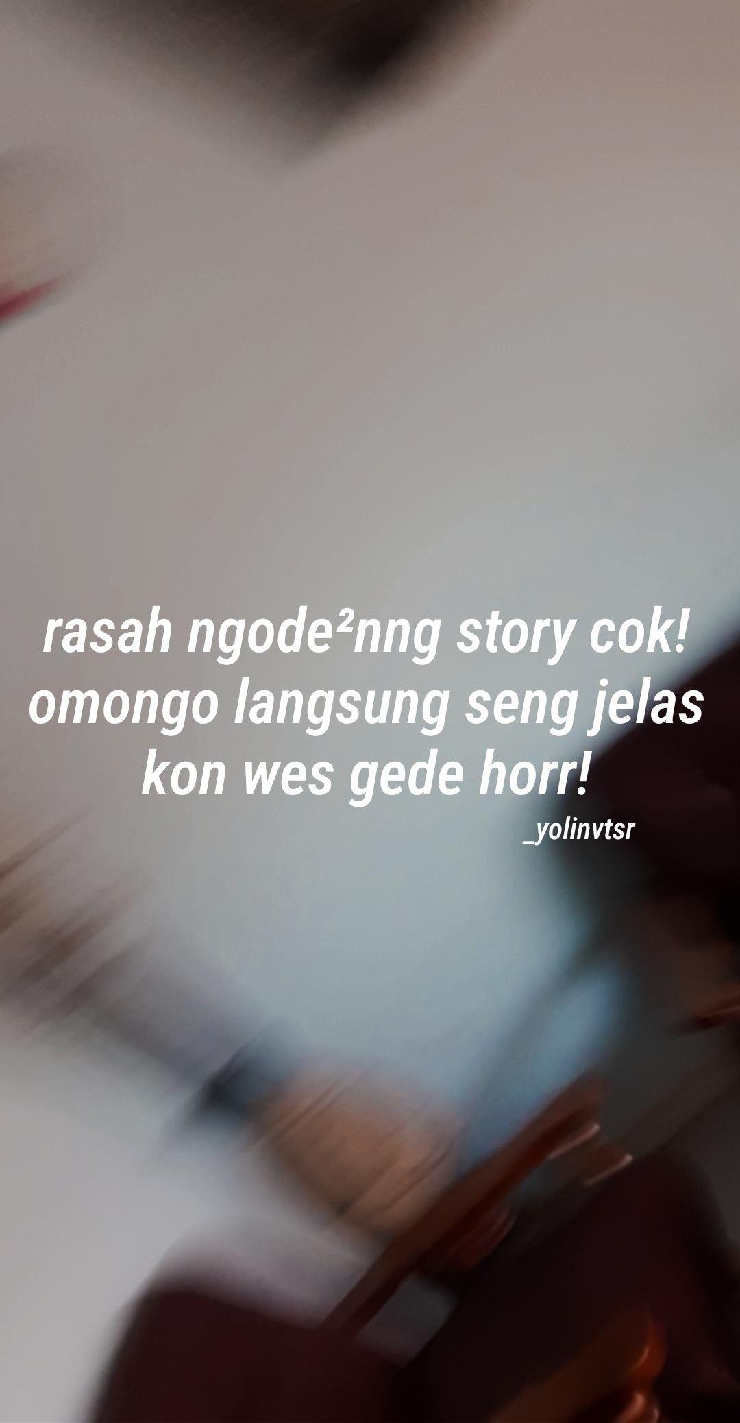 Ide Oleh Wening Satiti Pada Quotes Jawa Kata Kata Indah Kutipan
