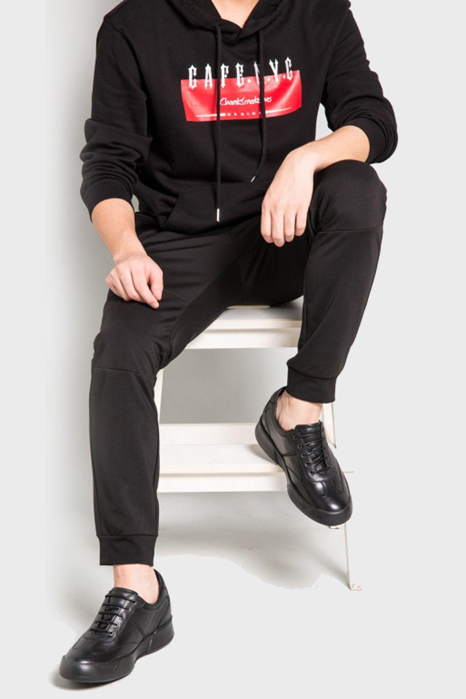 Podwyzszajace Wzrost O 7cm Czarne Buty Meskie Z Naturalnej Skory Bydlecej Sznurowane Black Jeans Black Fashion