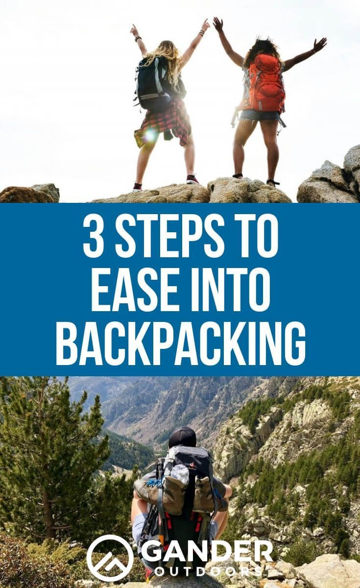 Are you wondering what it's like to go backpacking? Maybe you're thinking it would be a great way to...
