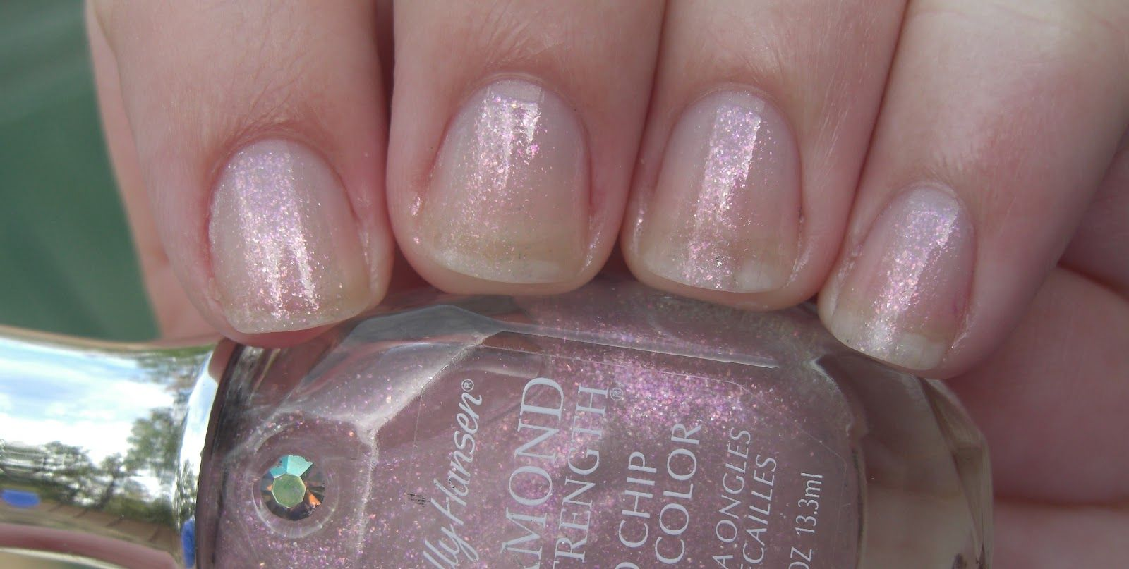 Sally Hansen Diamond Strength Aisle be There | Polishes I own ...