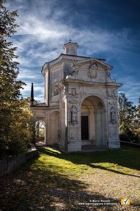 Visita autunnale al Sacro Monte di Varese Fotografie di