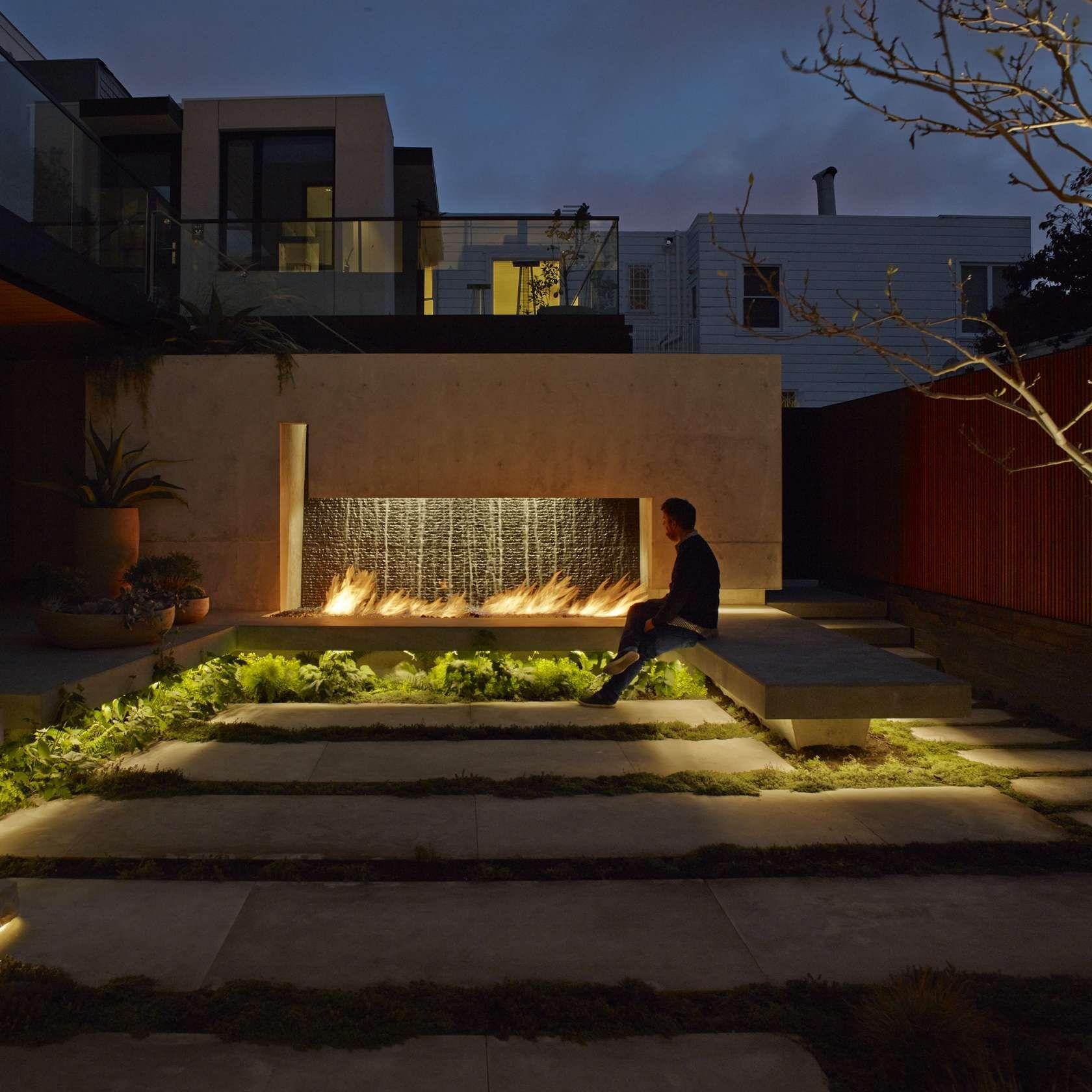 Surfacedesign Inc House Landscape
