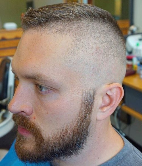 20 Neat And Smart High And Tight Haircuts Haarschnitt