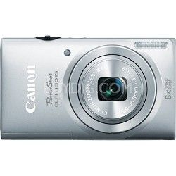 Canon Powershot Elph 130 Is Silver 16mp Digital Camera With Wifi And 8x Opt Zoom Best Digital Camera Canon Powershot Elph Digital Camera