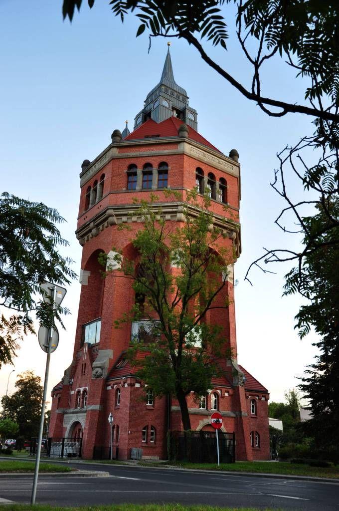 Wieża Ciśnień ul. Sudecka #Wroclaw