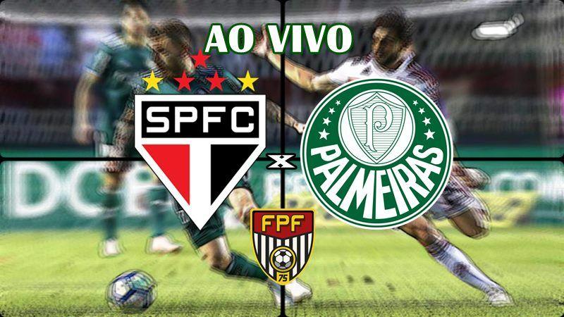 Veja Onde Seguir O Placar Do Jogo Do S U00e3o Paulo E Palmeiras