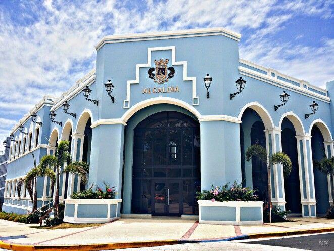 Casa Alcaldia de el Pueblo de Fajardo,Puerto Rico ...