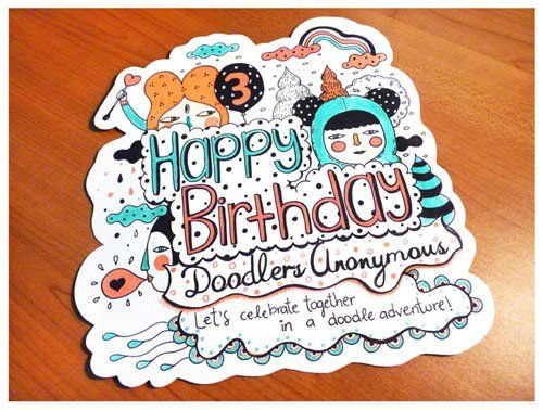 Pin Von Favour LA Auf Birthday Card Drawing Inspirations