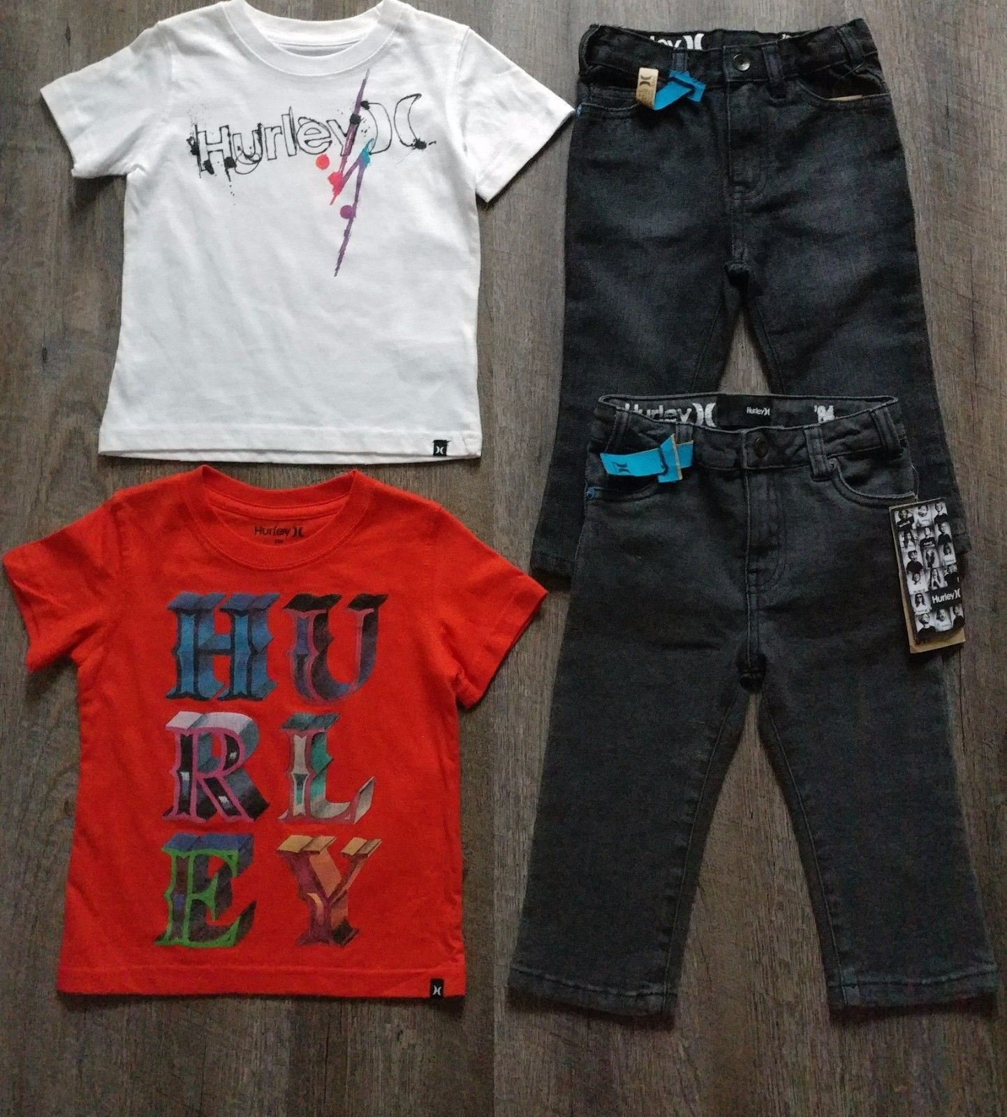 Baby Boys Clothing And Accessories Hurley Baby Boy 18 Months 4