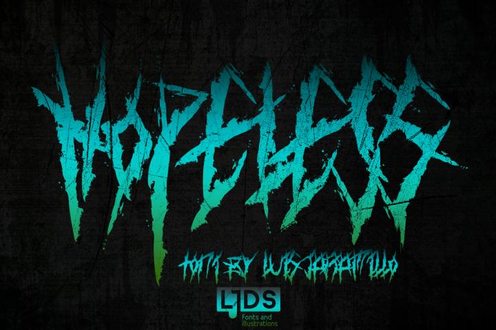 Download Hopeless | Free fonts download, Font packs, Premium fonts