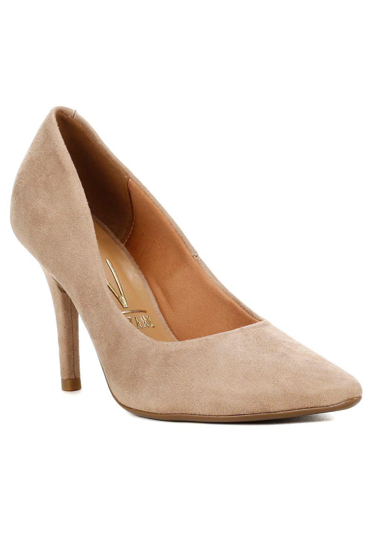 Sapato Zariff Scarpin Salto Fino Preto em 2020   Sapatos