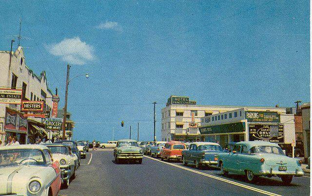 17th Street And Atlantic Avenue Virginia Beach Va Virginia