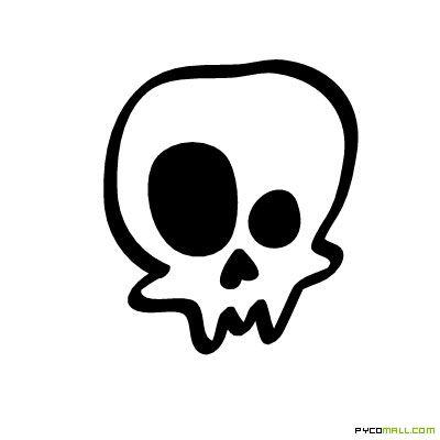 Cartoon Skull Vector Art Vector Arts Skull Art Drawing Skulls Drawing Scull Drawing