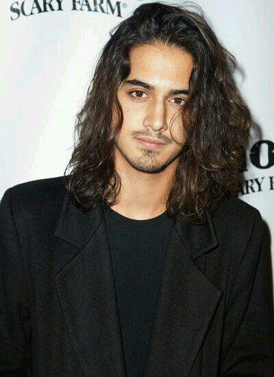 Avan Jogia Long Hair Beard Long Hair Styles Hair And Beard Styles