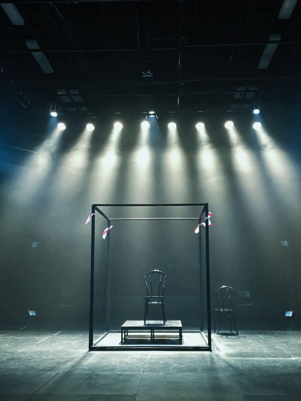 Phuong an 2 1 buong giam duy nhat | Escenografía teatro ...