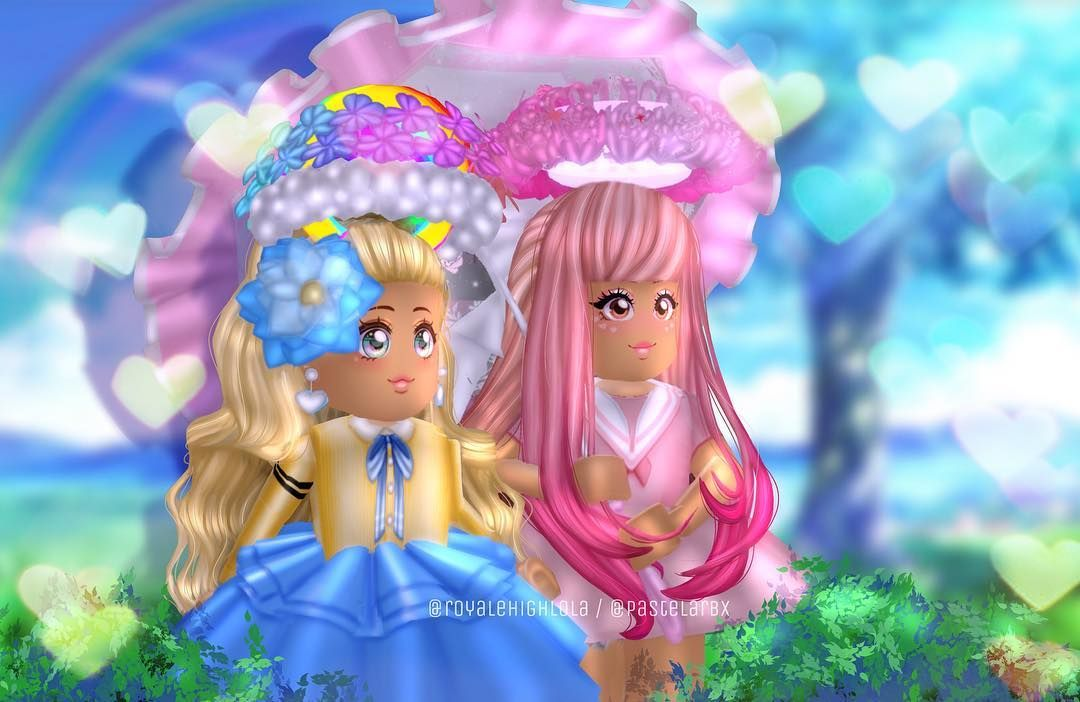 Leah and sana roblox pictures high pictures roblox