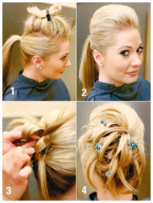 Peachy Hairstyle Tutorials Hairstyles And Tutorials On Pinterest Short Hairstyles For Black Women Fulllsitofus