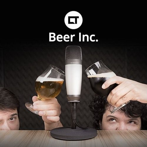 CT Beer Inc #01 - 29/07/2016 - Revigorante (Yahoo e Verizon, Oracle, Twitter, Apple e Nintendo) de Canaltech na SoundCloud