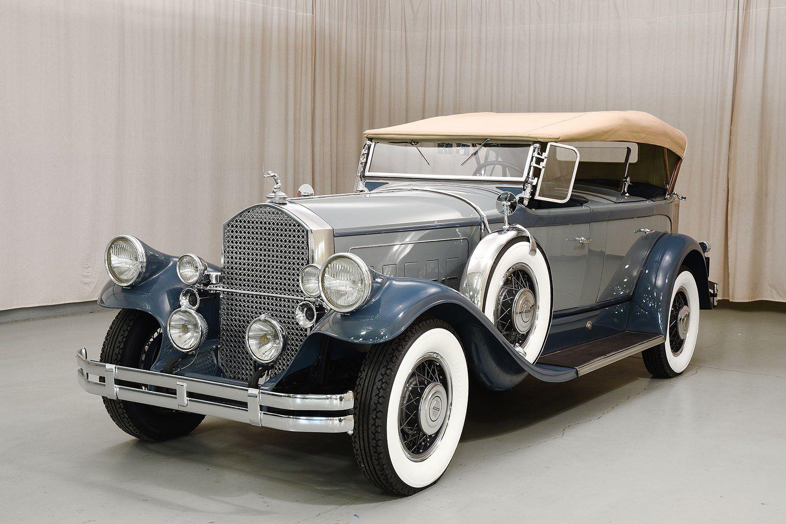 1930 Pierce Arrow Model B - Hyman Ltd. Classic Cars | Cars ...
