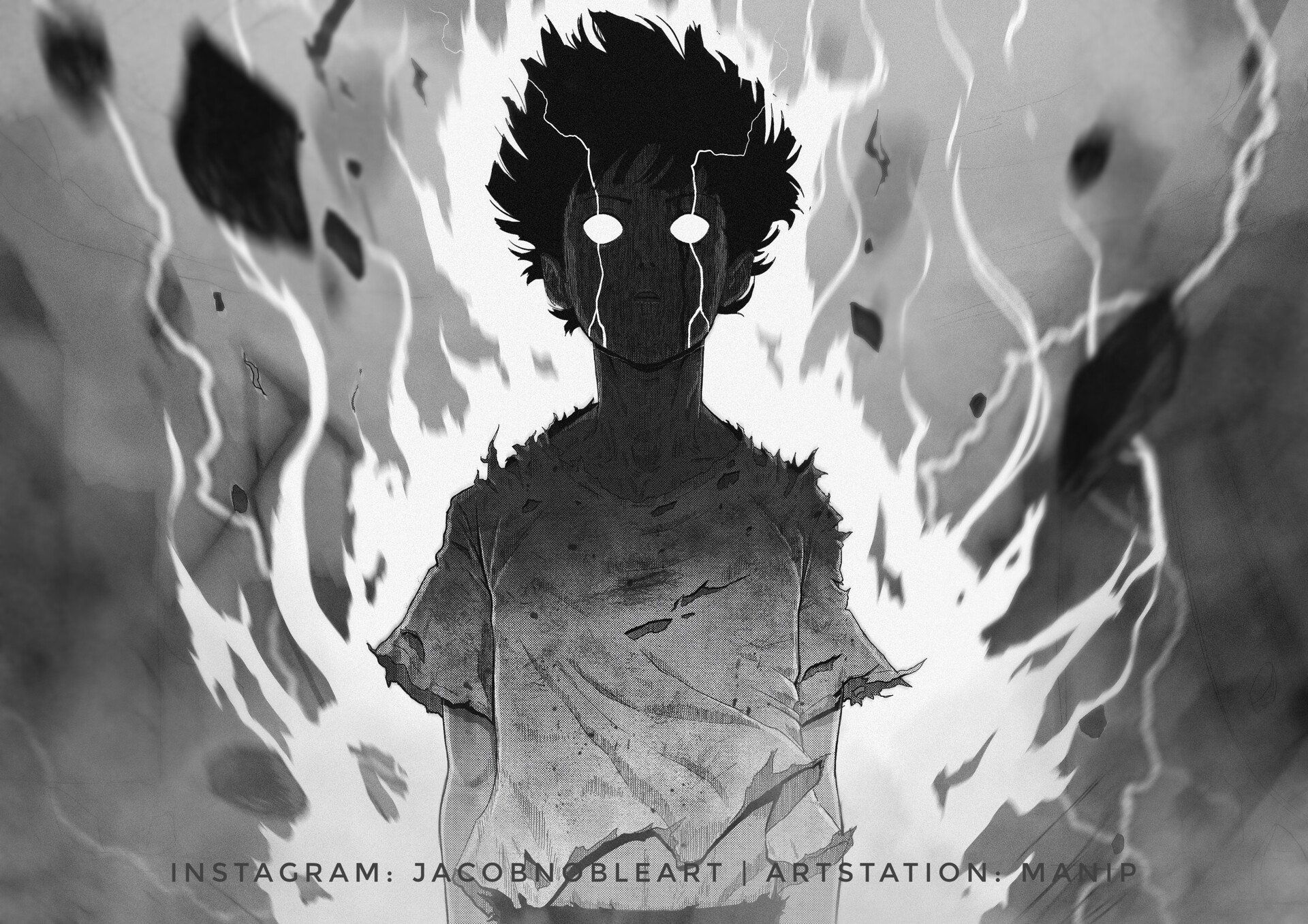 Title Lost Sky Dreams Shiegokageyama Mobpsycho100