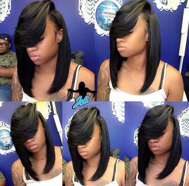 Slayed Quick Weave Hairstyles Weave Hairstyles Human Hair Wigs