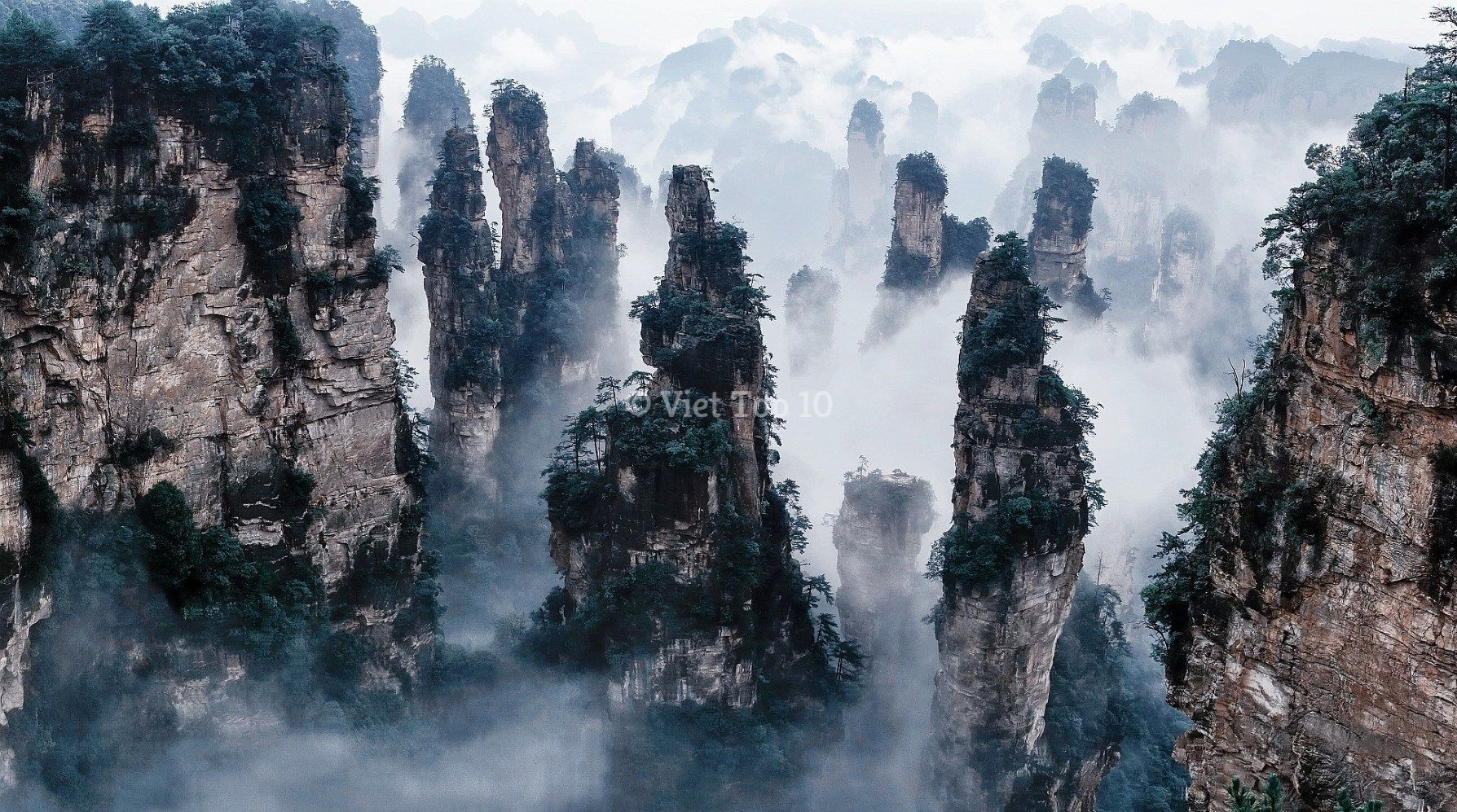 15 địa danh siêu thực, kỳ ảo, không tưởng trên trái đất - việt top 10 - việt top 10 net - viettop10