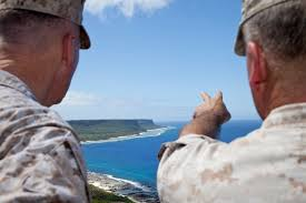Tinian Military Buildup In 2021 Google Search Marine Corps Bases Marine Corps Marine Bases
