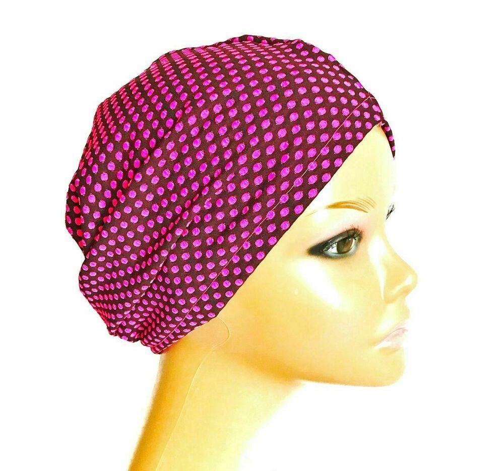 Women's Turban Hair Wrap Activewear Yoga Running Athletic Sport Sleepwear