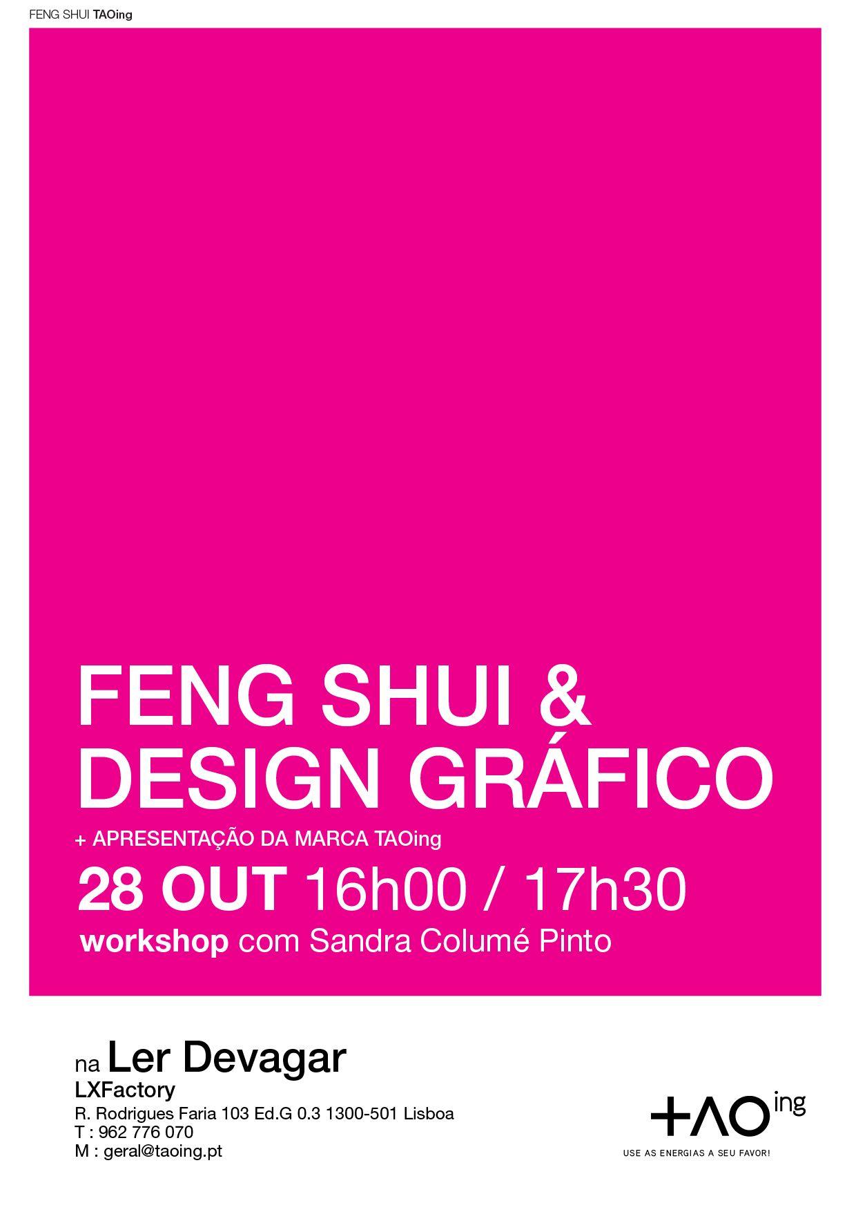 OBRIGADO A TODOS OS PRESENTES NO EVENTO : FENG SHUI & DESIGN GRÁFICO ...