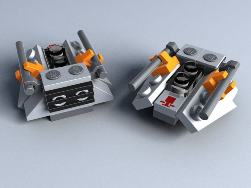 Lego Micro Ship Of Mine And Make Some Micro Models Of Star