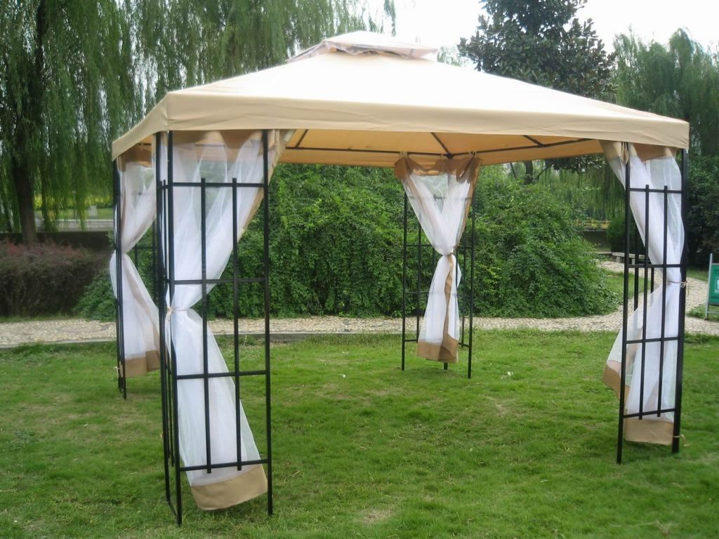 Exterior Delightful Hardtop Gazebo Gazebos At Lowes Lowes Gazebo Kits And Outsunny Outdoor Patio Gazebo Cover Canopy Pa Patio Tents Gazebo Tent Canopy Outdoor