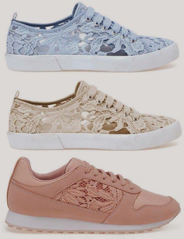 best sneakers 7329c c6eee Resultado de imagen para zapatillas para mujeres elegantes Zapatillas De  Verano, Zapatillas Mujer, Tenis