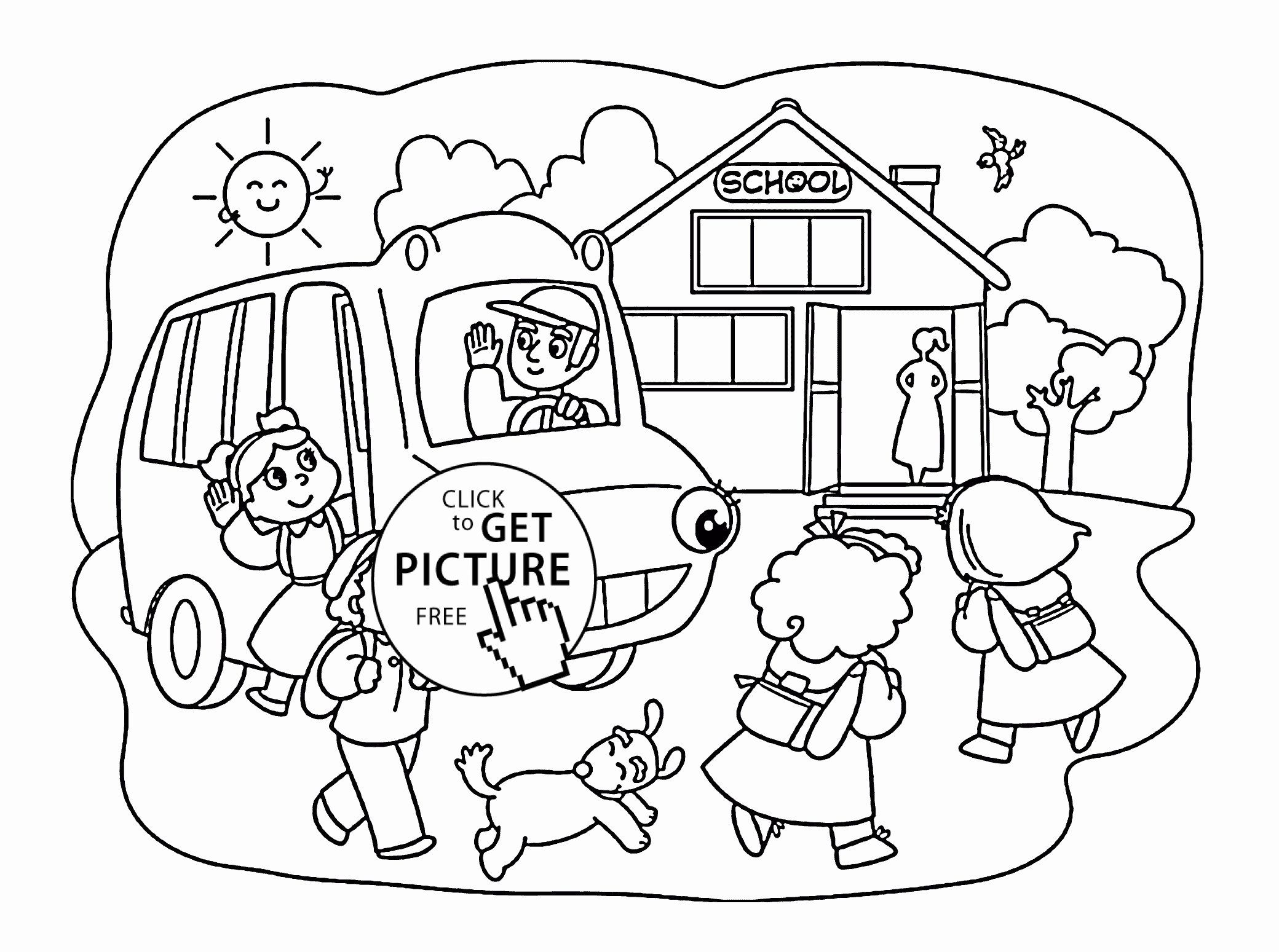 Coloring Pages For Second Graders In