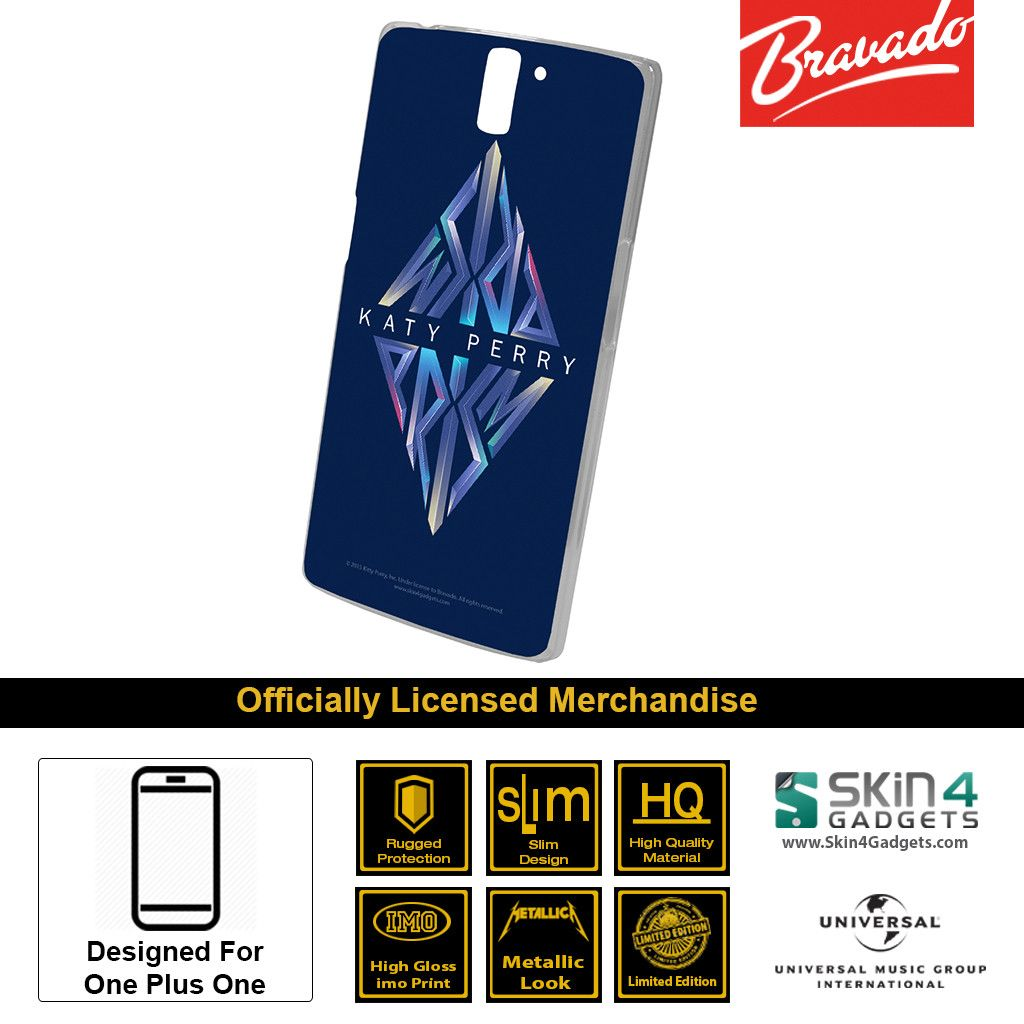 Buy Katy Perry Prism Blue Mobile Cover & Phone Case For One Plus One at lowest price online in India only at Skin4Gadgets. CASH ON DELIVERY AVAILABLE
