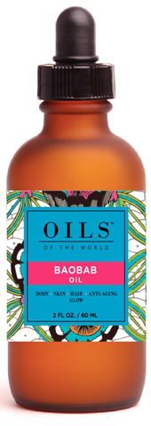 Oil - Baobab #Oil. www.oilsoftheworld.co. Hydrating, Moisturizing, Anti-aging, Nutrient Super Rich for skin and fantastic for Hair