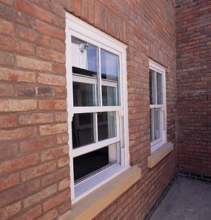 Suitable For Replacing Traditional Timber Sash Windows In Period Buildings Adding Character To Any Development Our Double Glazed Ver Windows Sash Windows Double Glazed Window